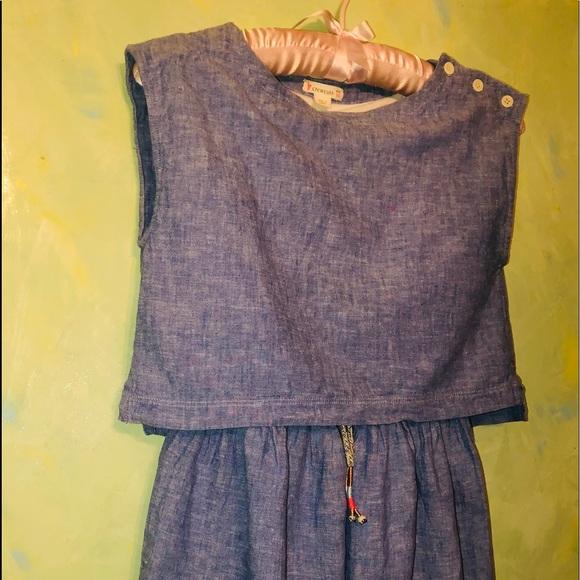 Crewcuts Other - Crew Cuts Size 10 Girls Linen Dress